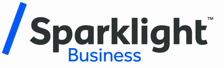 Sparklight Business Blue Logo